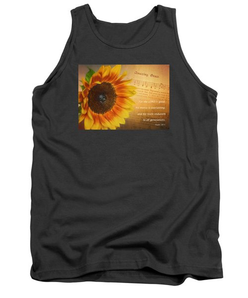 Mercy And Grace Tank Top