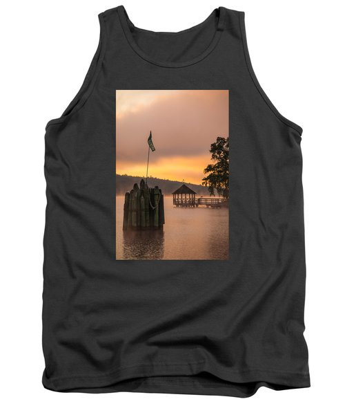 Tank Top featuring the photograph Meredith New Hampshire by Robert Clifford