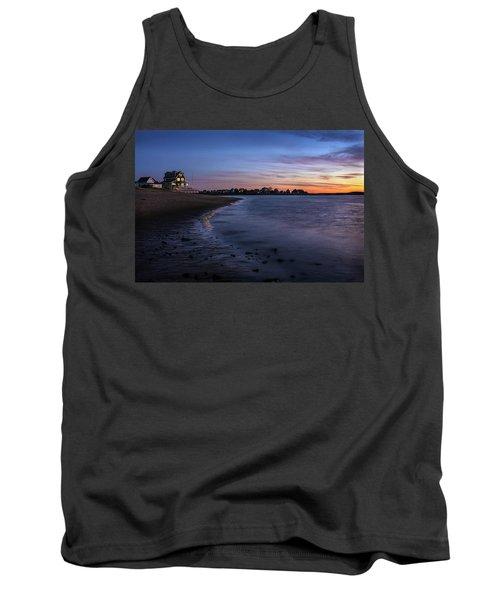 Merrimack River, Plum Island, Ma Tank Top