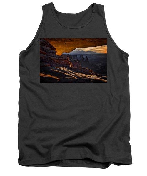 Mesa Arch Glow Tank Top
