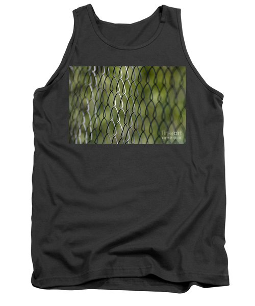 Metal Fence Tank Top
