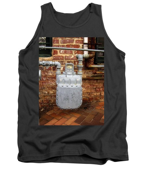 Meter II In Athens Ga Tank Top