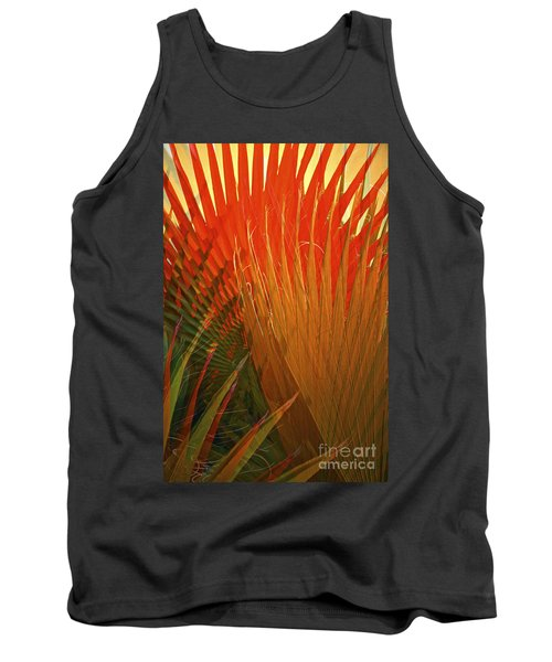 Mexican Palm Tank Top