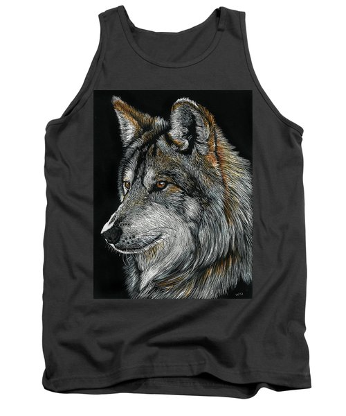 Mexican Wolf Tank Top