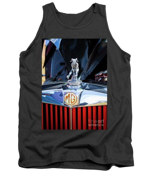 Tank Top featuring the photograph Mg Fool by Chris Dutton