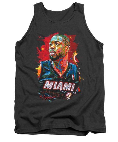 Miami Heat Legend Tank Top