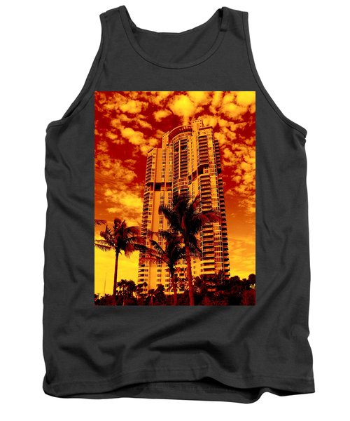 Miami South Pointe IIi Highrise Tank Top