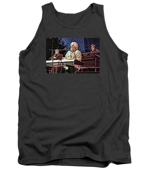Michael Mcdonald And Band Tank Top