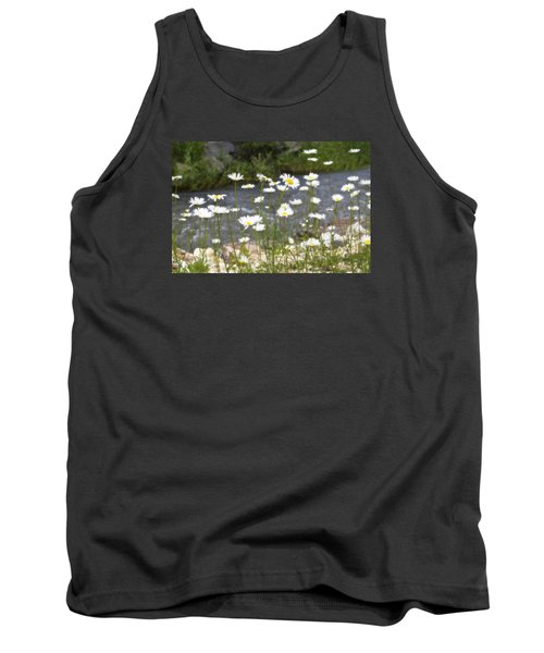 Mickelson Trail Daisies Tank Top