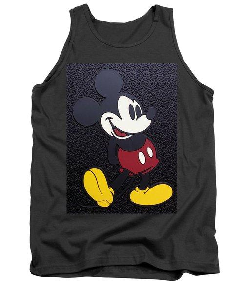 Mickey Mat Tank Top