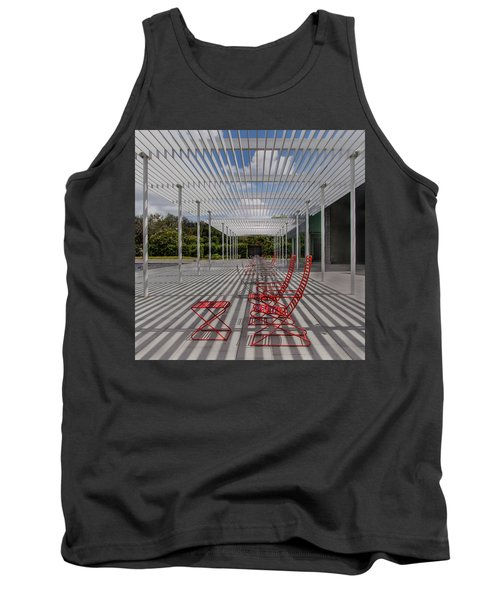 Mid-day Lines Tank Top