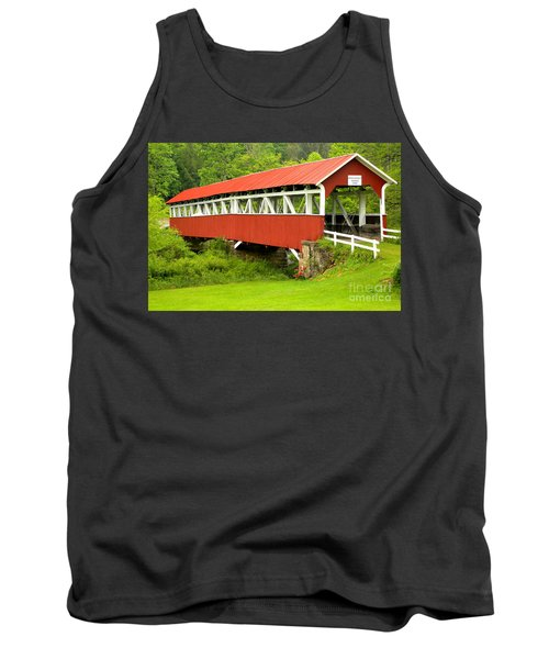 Middle Creek Township Covered Bridge Tank Top