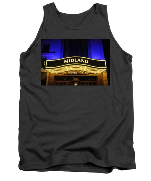 Midland Theater Tank Top