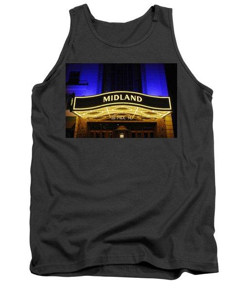 Midland Theater Tank Top