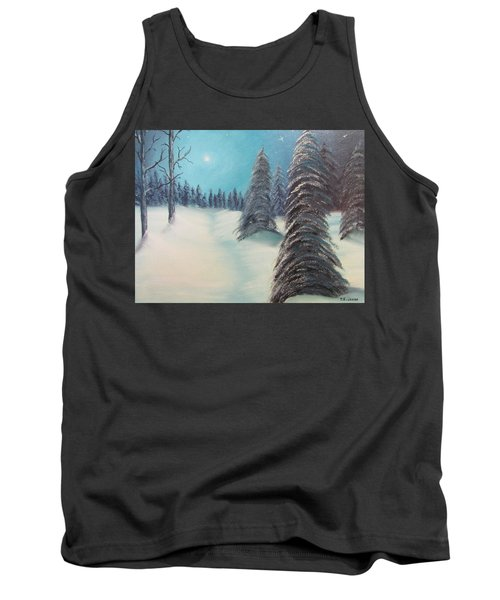 Midnight Silence Tank Top