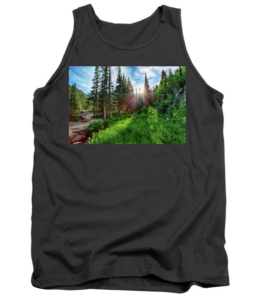 Tank Top featuring the photograph Midsummer Dream by David Chandler
