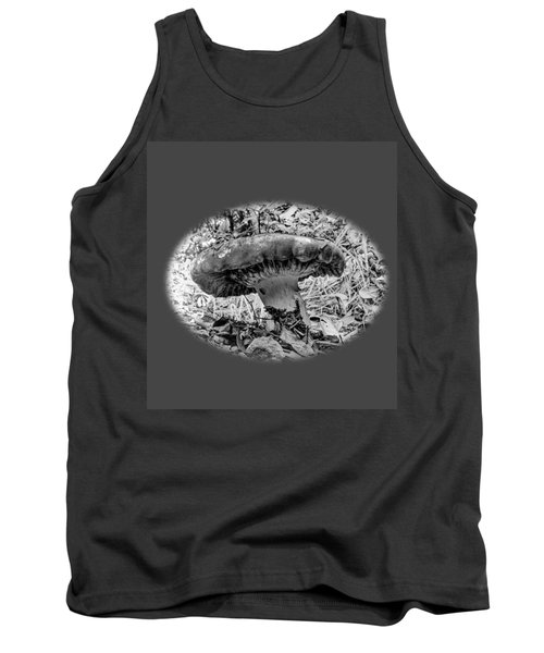 Mighty Mushroom T Shirt Style Tank Top