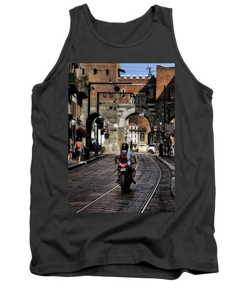 Milano Tank Top