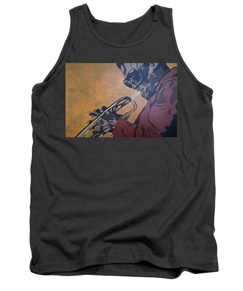 Miles Davis Tank Top