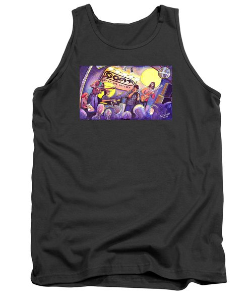 Miles Guzman Band Tank Top