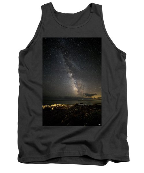 Milky Way At Pemaquid Tank Top