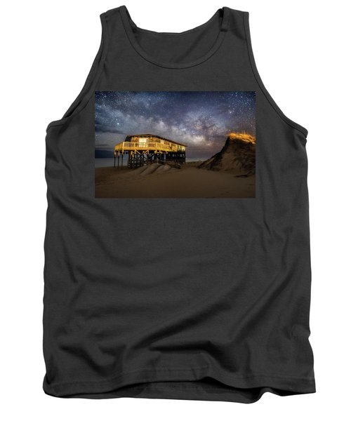 Milky Way Beach House Tank Top