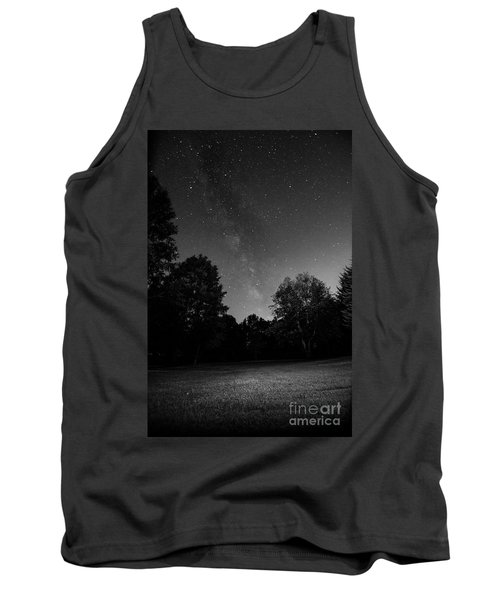 Milky Way Tank Top by Brian Jones