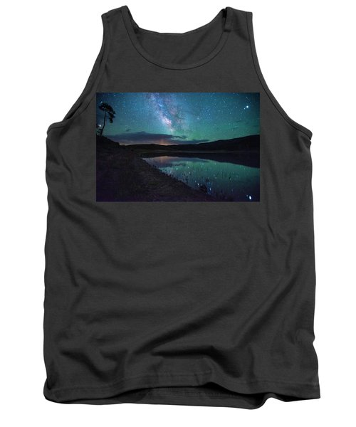 Milky Way Reflections Tank Top