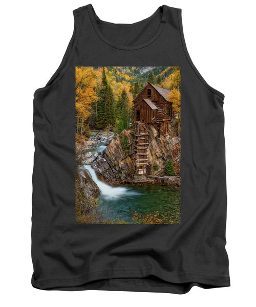 Mill In The Mountains Tank Top