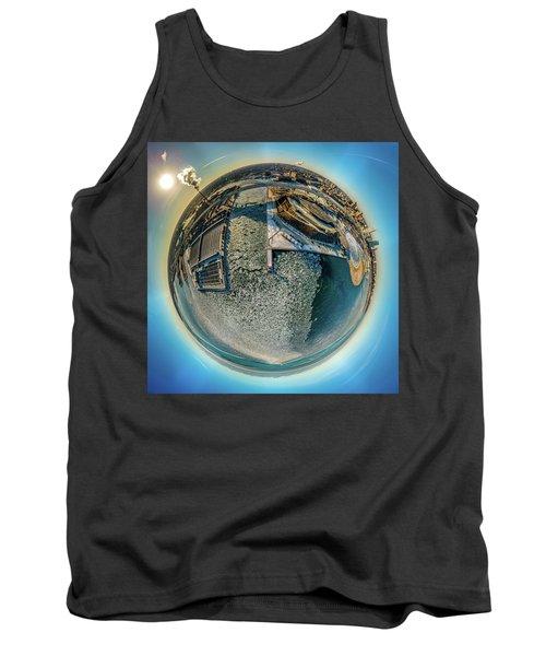 Milwaukee Pierhead Light Little Planet Tank Top