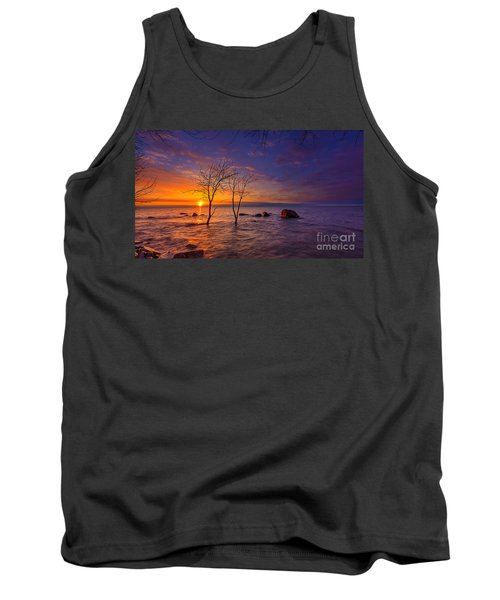 Milwaukee Rising Tank Top