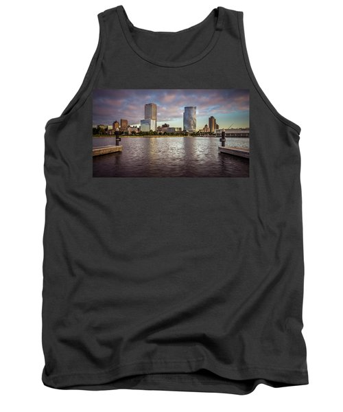 Milwaukee Skyline Tank Top