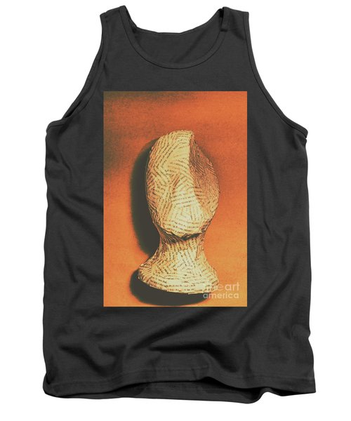 Mind Of A Philosopher Tank Top