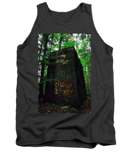 Mine 8 Matrix Tank Top