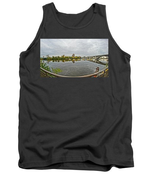Minneapolis Shoreline Tank Top