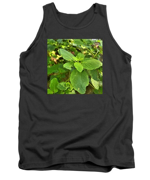 Minnesota Plant Life Tank Top by Lisa Piper