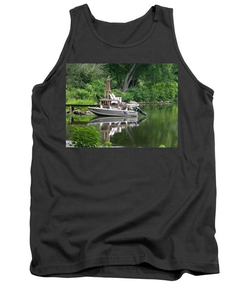 Mirrored Journey Tank Top