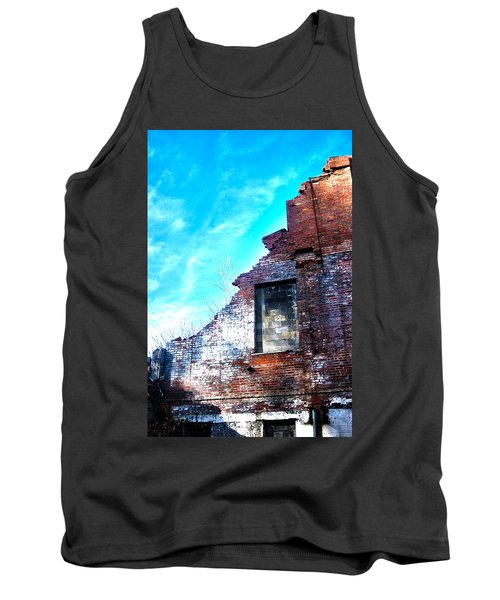 Missing Wall Tank Top