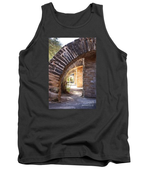 Tank Top featuring the photograph Mission San Jose by Jeanette French