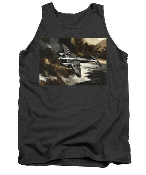 Mission To Danger Tank Top