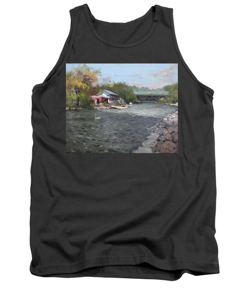 Mississauga Canoe Club Tank Top