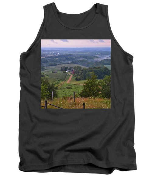 Mississippi River Valley 2 Tank Top