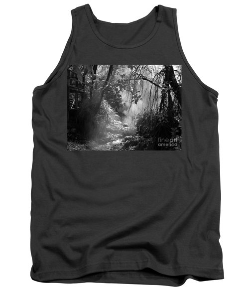 Mist In The Jungle Tank Top