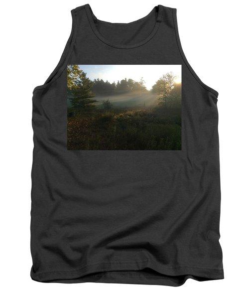 Mist In The Meadow Tank Top