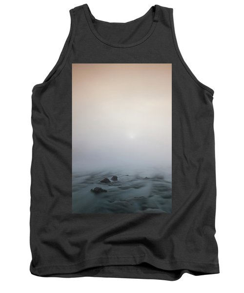 Mist Over The Third Tone From The Sun Tank Top