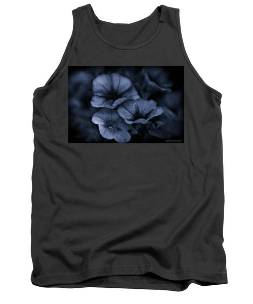 Tank Top featuring the photograph Misterious by Michaela Preston