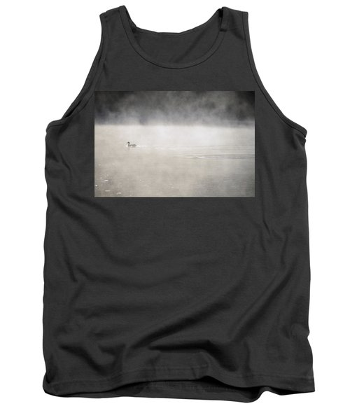 Misty Duck Tank Top