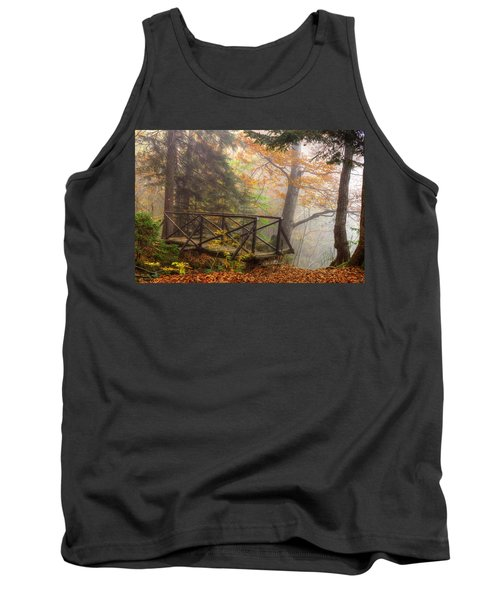 Misty Forest Tank Top