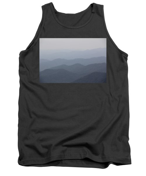 Misty Mountains Tank Top