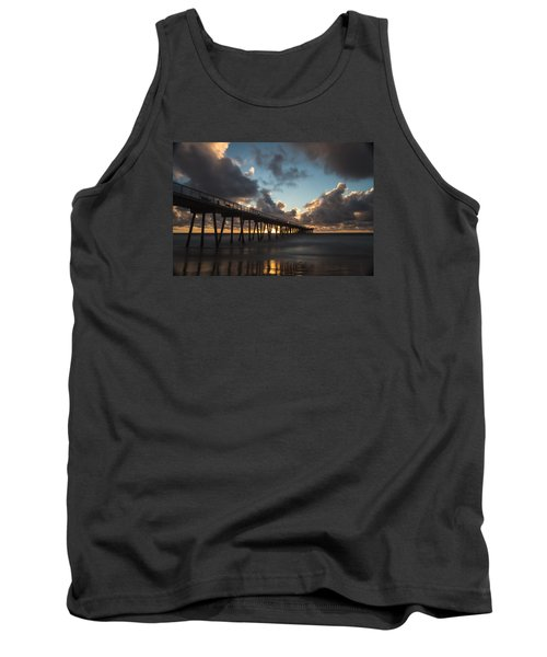 Misty Sunset Tank Top